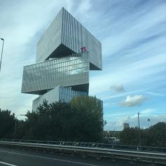 Amsterdam hat auch krasse Architektur!