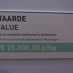 Wie viel es in Rotterdam wert ist