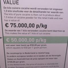 Wie viel es am Schluss im Verkauf in Europa wert ist