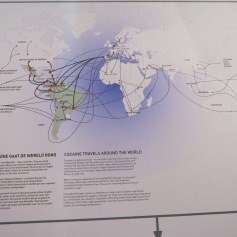 Das meiste Kokain Europas kommt via dem Hafen Rotterdam nach Europa