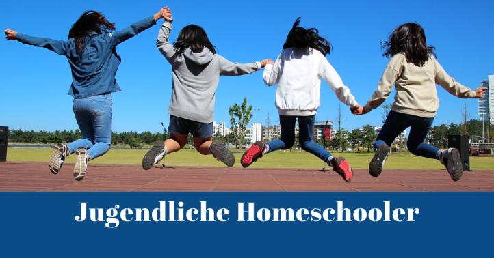 Jugendliche Homeschooler